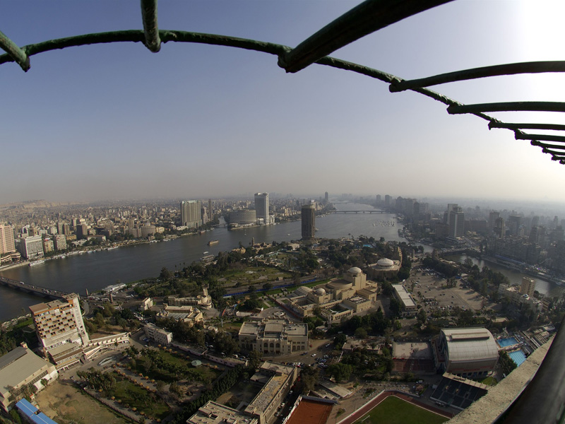 Cairo-view-from-Cairo-tower-41