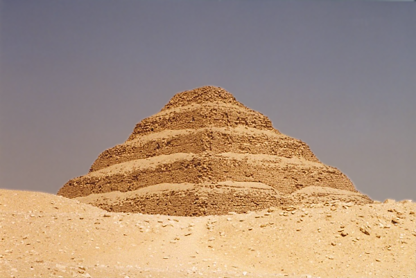 djo17-Djosers-Step-Pyramid-the-first-pyramid-in-Egypt